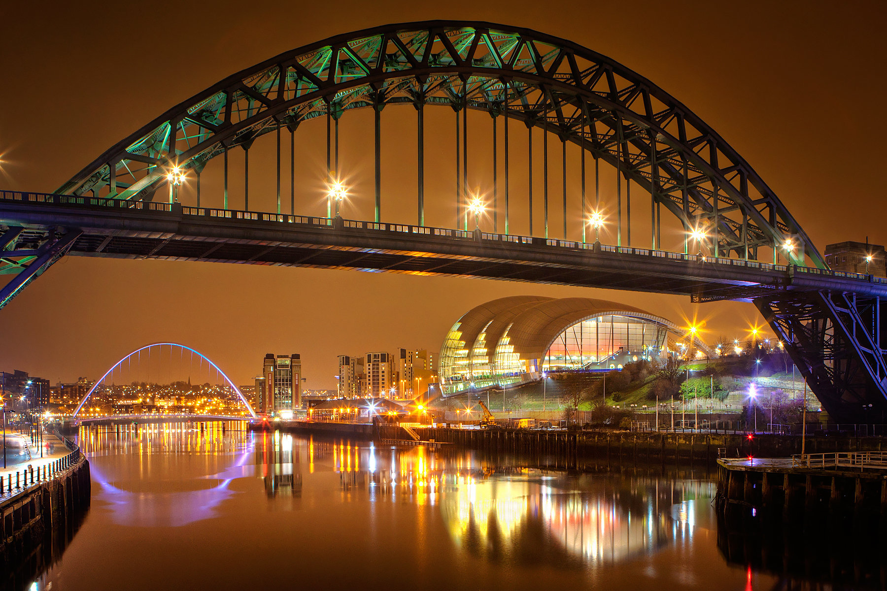 Newcastle: UK