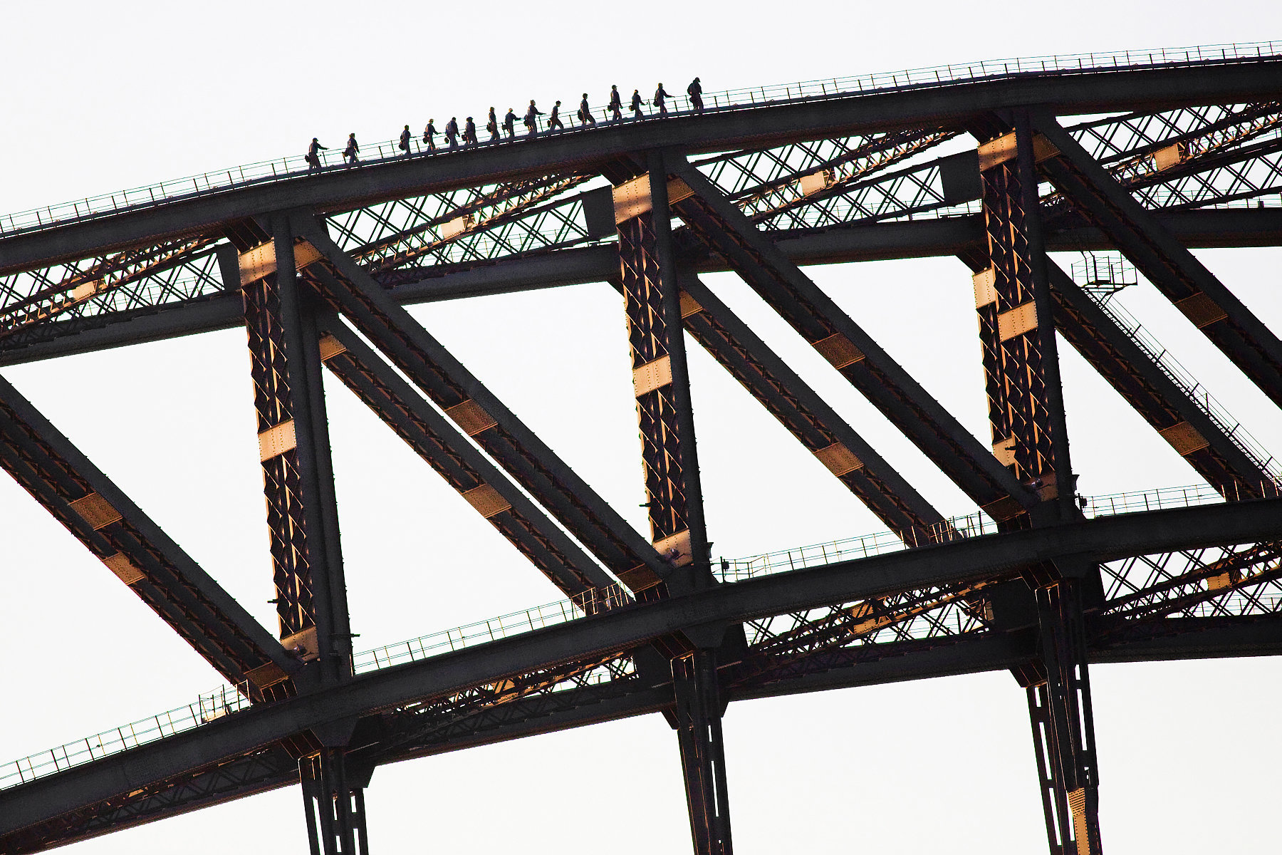 Sydney Harbor Bridge: Australia