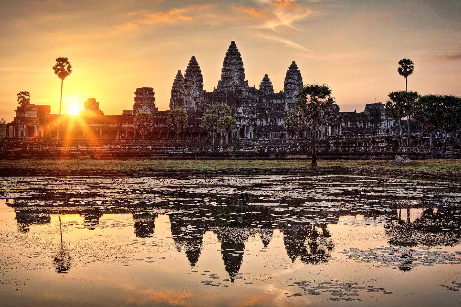 Angkor Wat: Cambodia