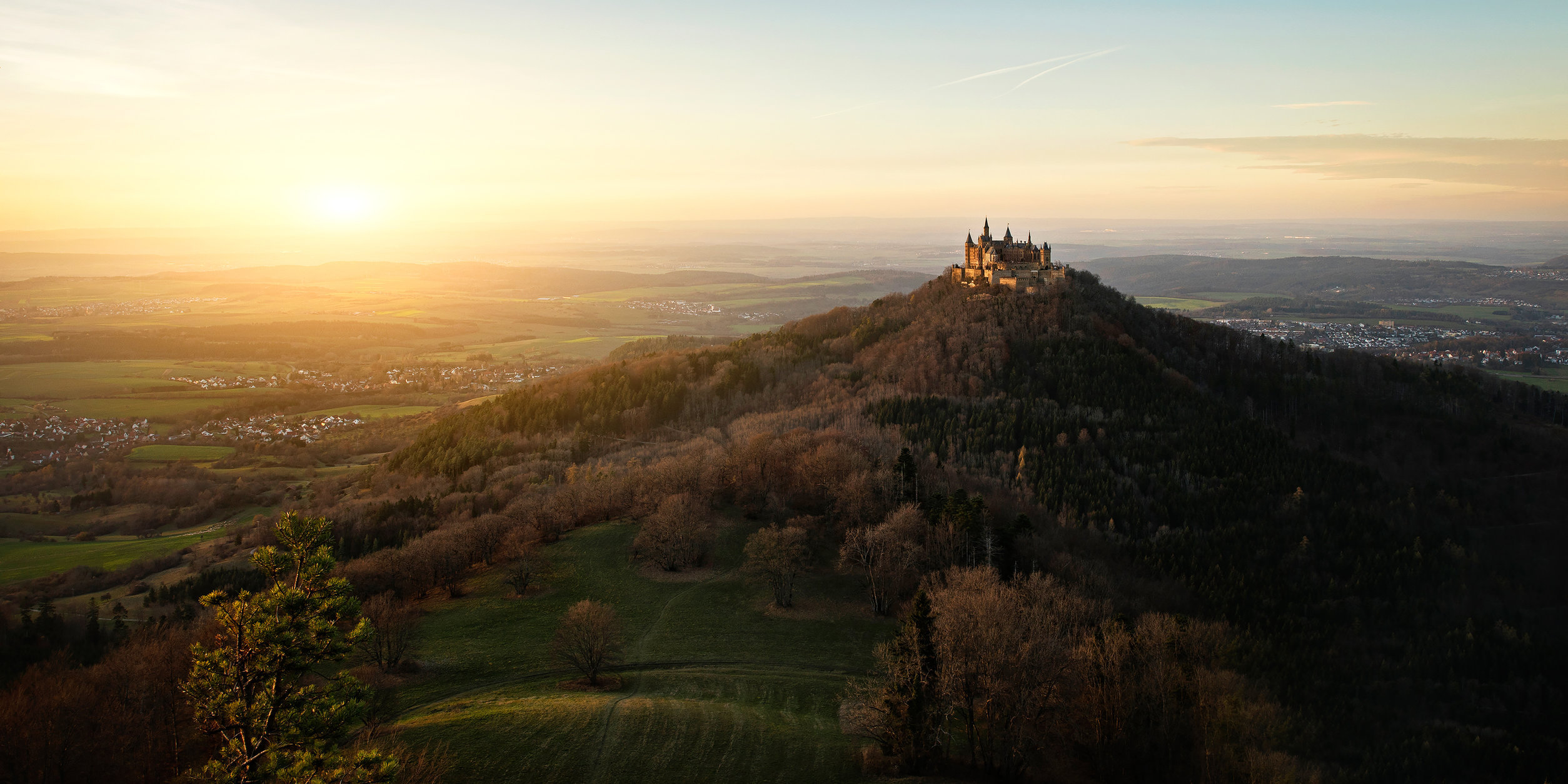 Hohenzollern Castle: Germany
