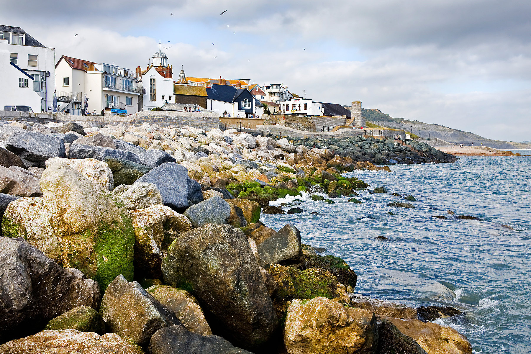 Lyme Regis: UK