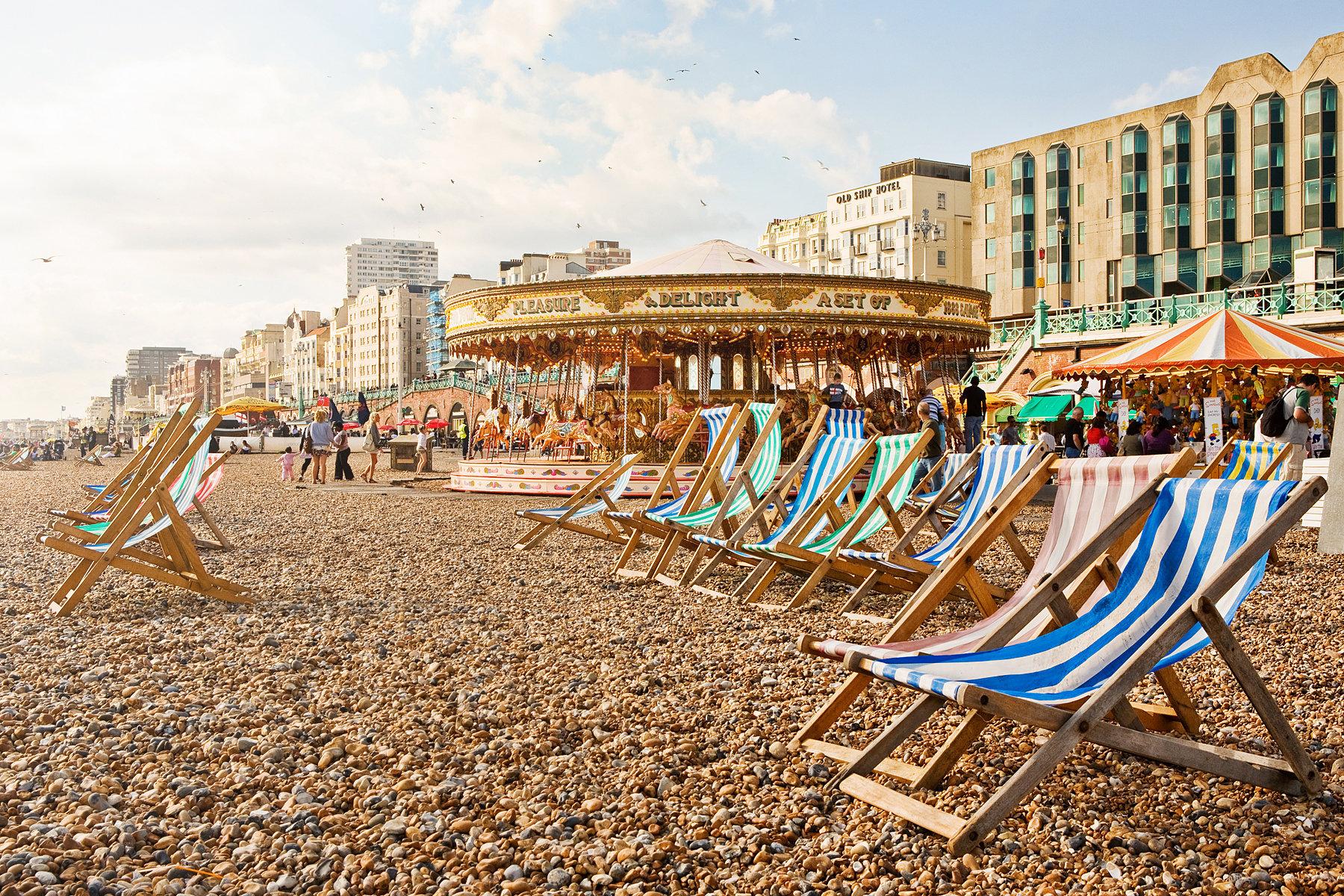 Brighton : UK