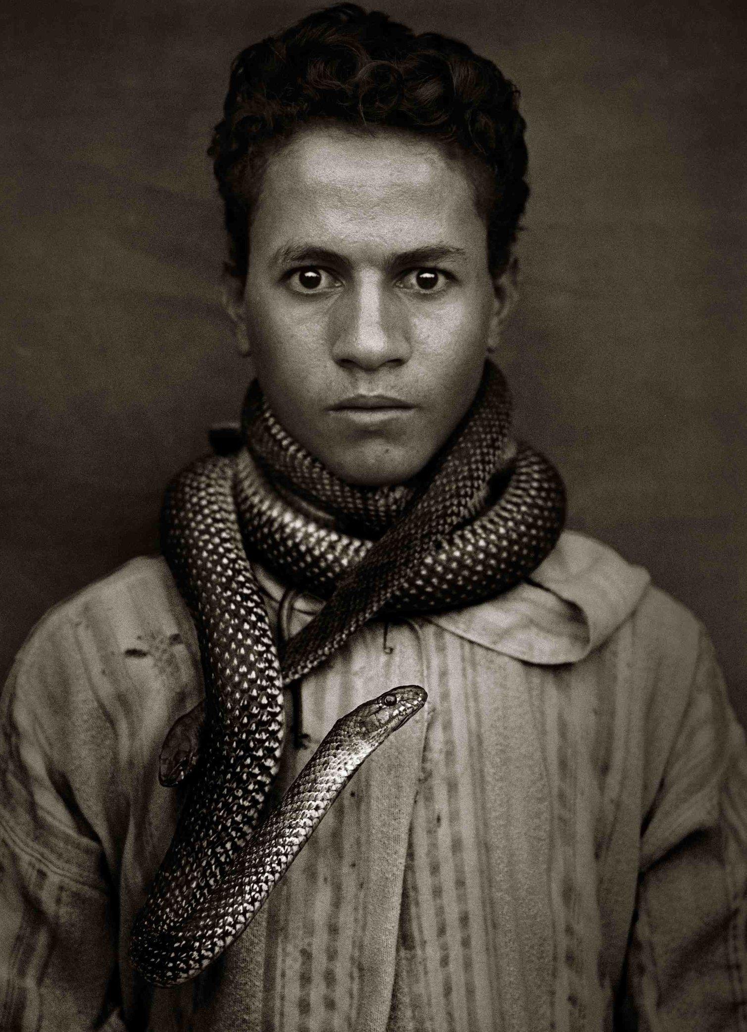 Snake Charmer © Albert Watson