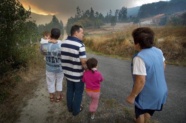 Bos Branden Spanje_12