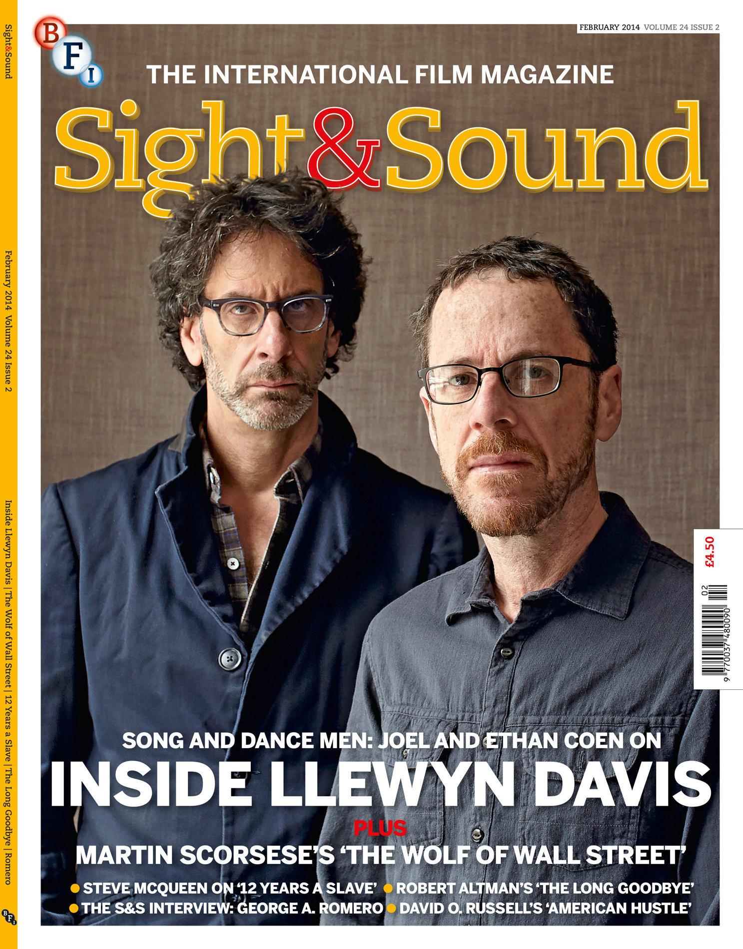 Sight & Sound  February 2014