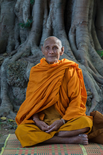 The monk - Thailand