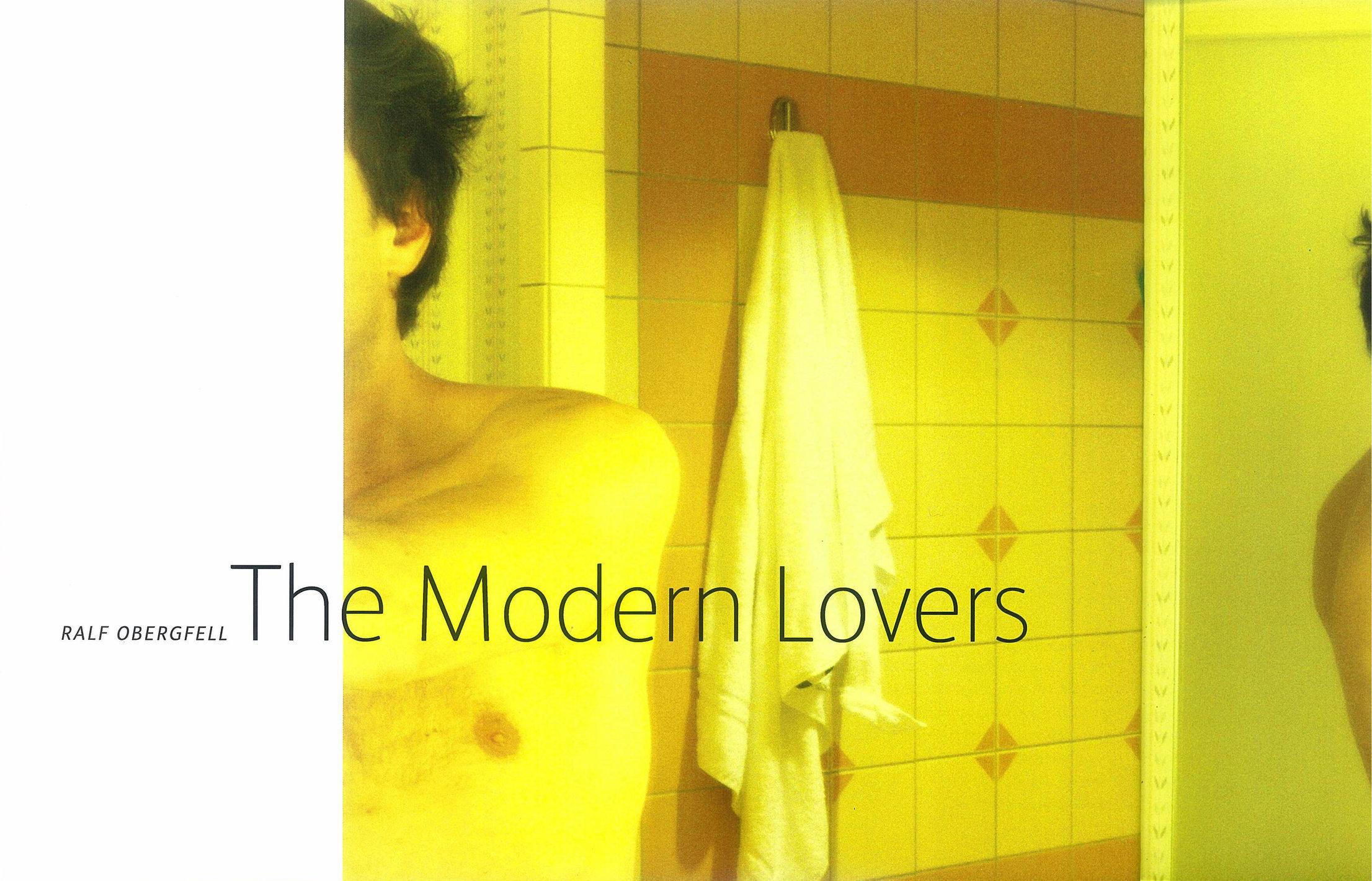 dayfour - Modern Love, #9, ''The Modern Lovers''.tif