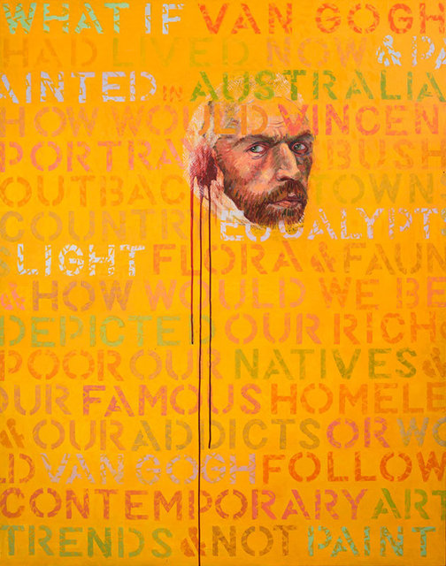 What if Van Gogh had Lived in Australia'