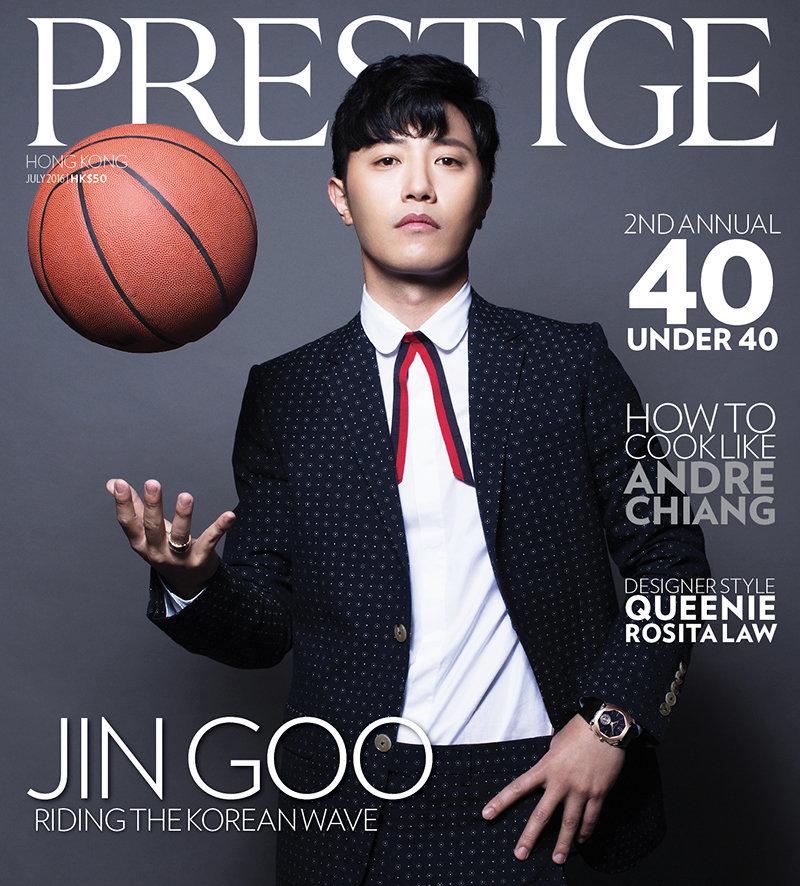 Jin Goo 晉久