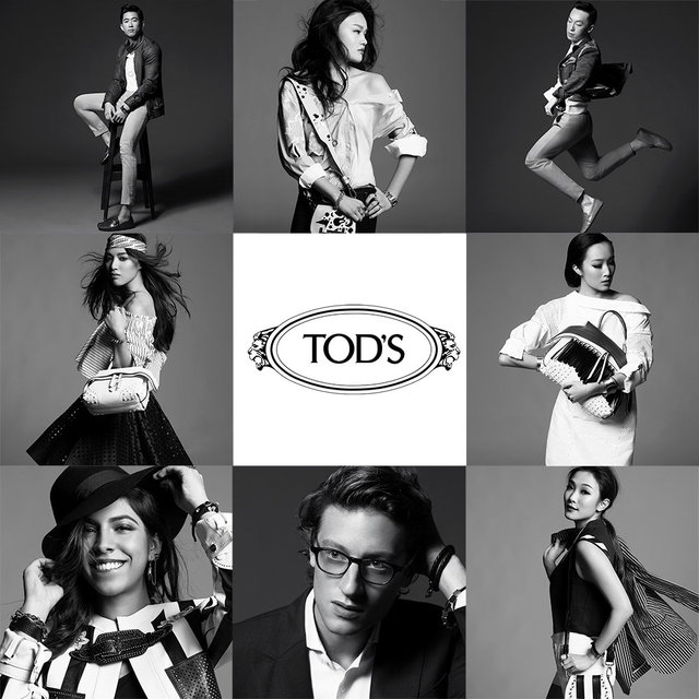 Tod's X INDICUBE S/S16 Campaign