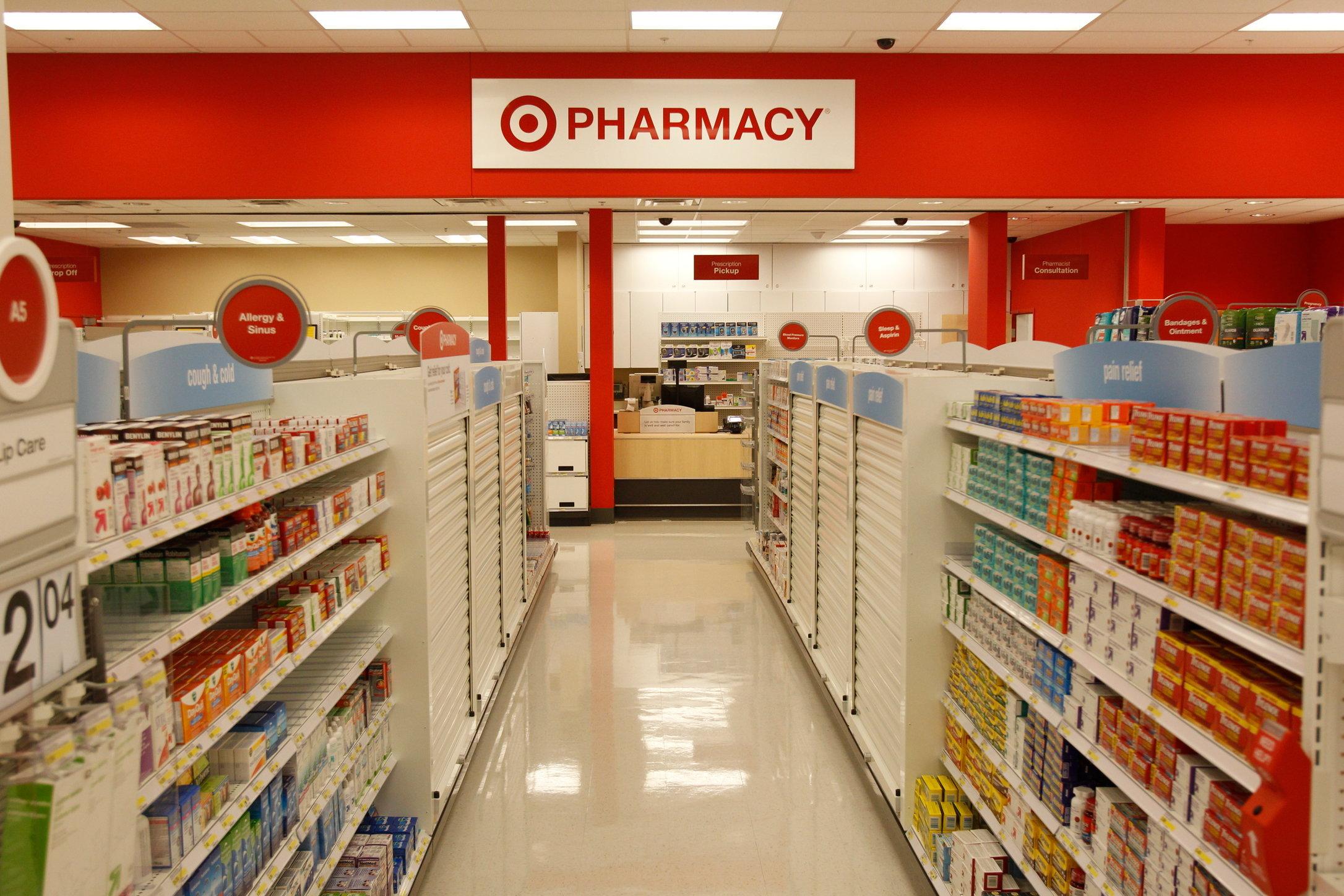CVS Health Target - REBRAND