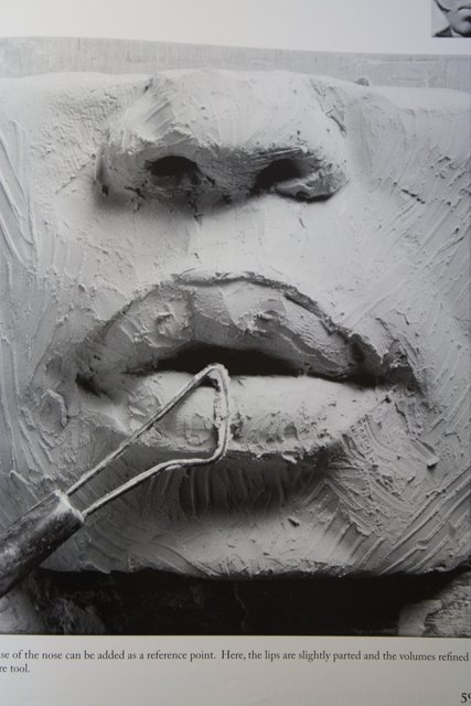 MAKING LIPS copyright by Philipe Faraut