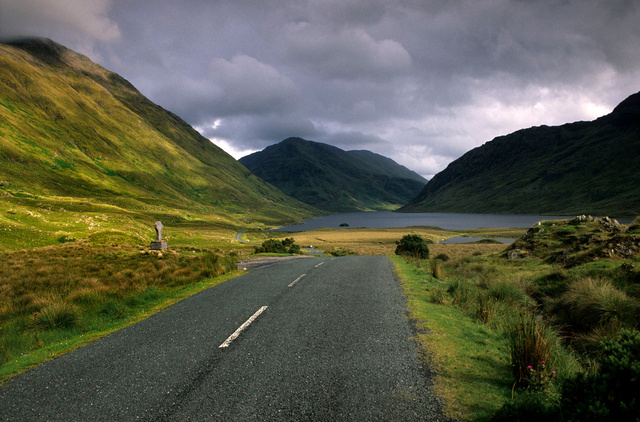Lough Pass,Co Mayo,2001