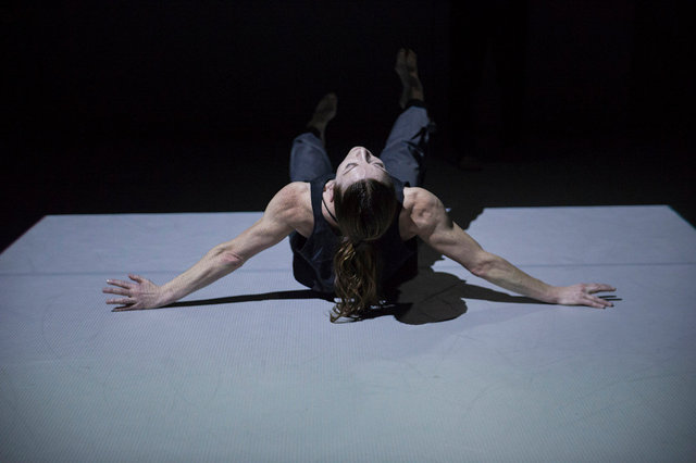 """Fragment""  Peter Svenzon Dansmuseet"