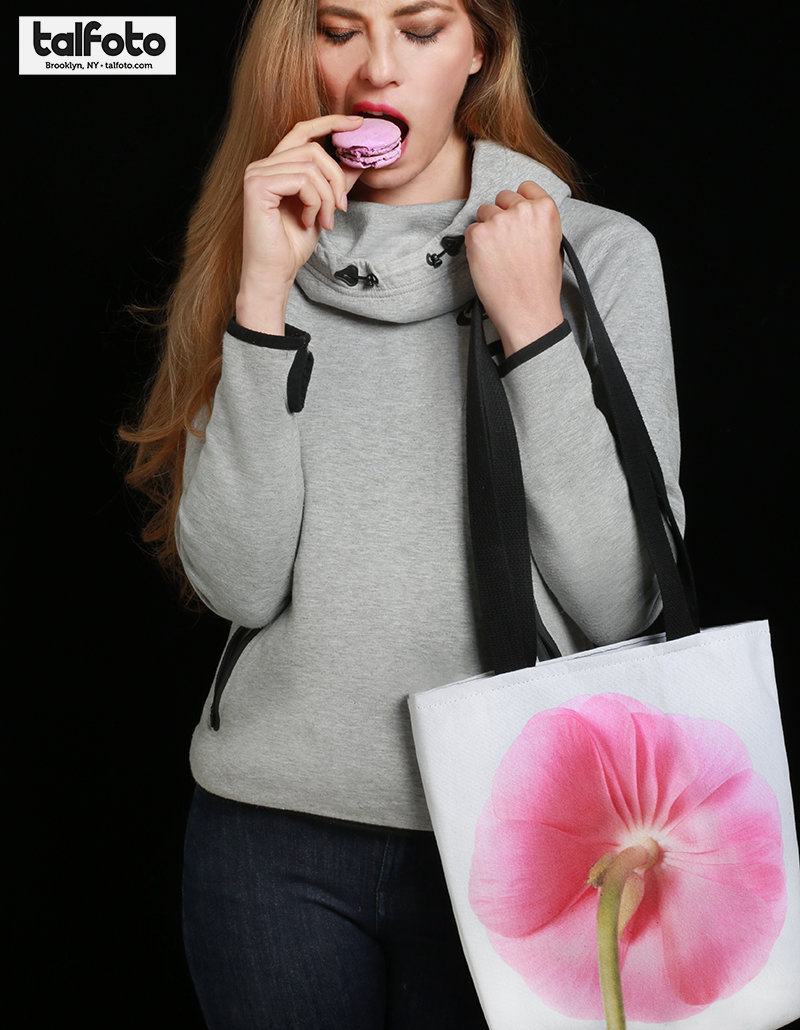 New : Tote In Pink