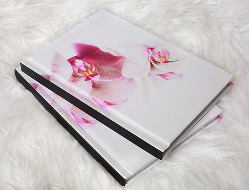 NEW 6x8 Hardcover Notebook NB07 2018