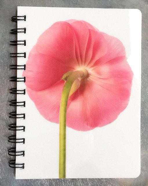 NEW 5x7 Spiral Notebook #NB03