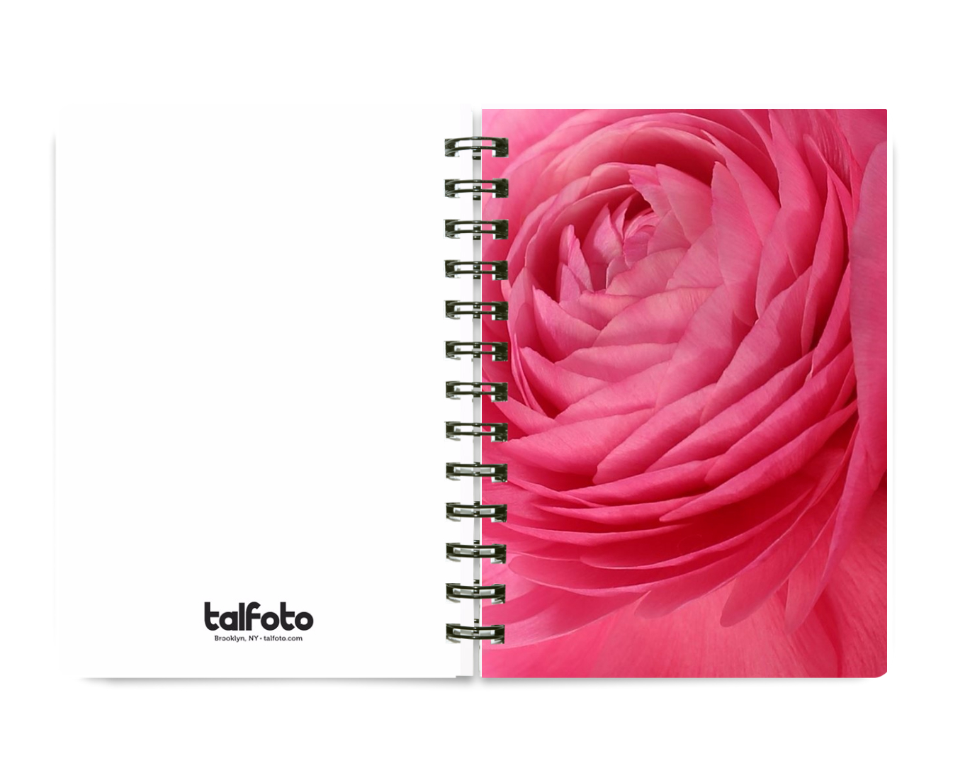 NEW 5x7 Spiral Notebook #NB04 BEST SELLER