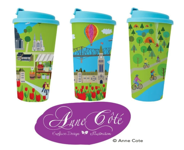 Cups for ACOTECREATION