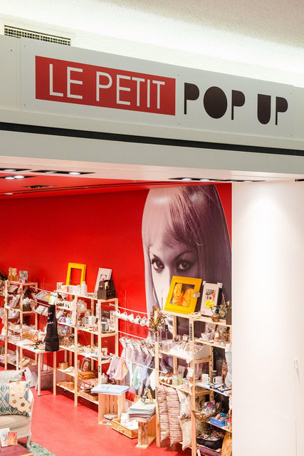 Le Petit Pop Up