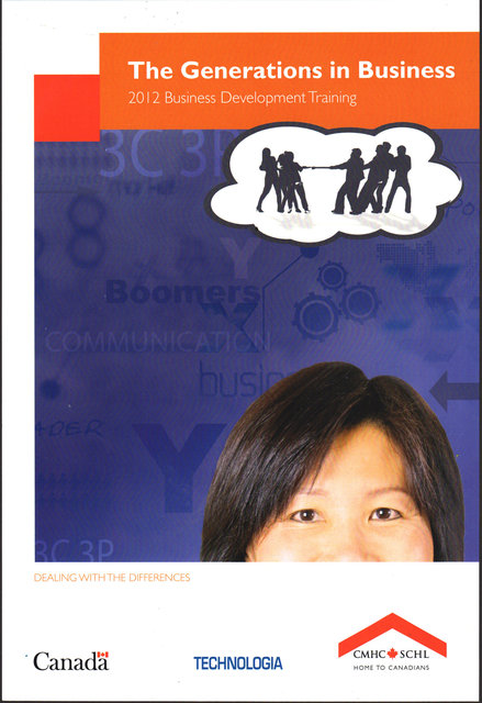The Generation in Business book for CMHC