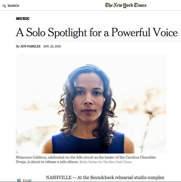 New York Times Music
