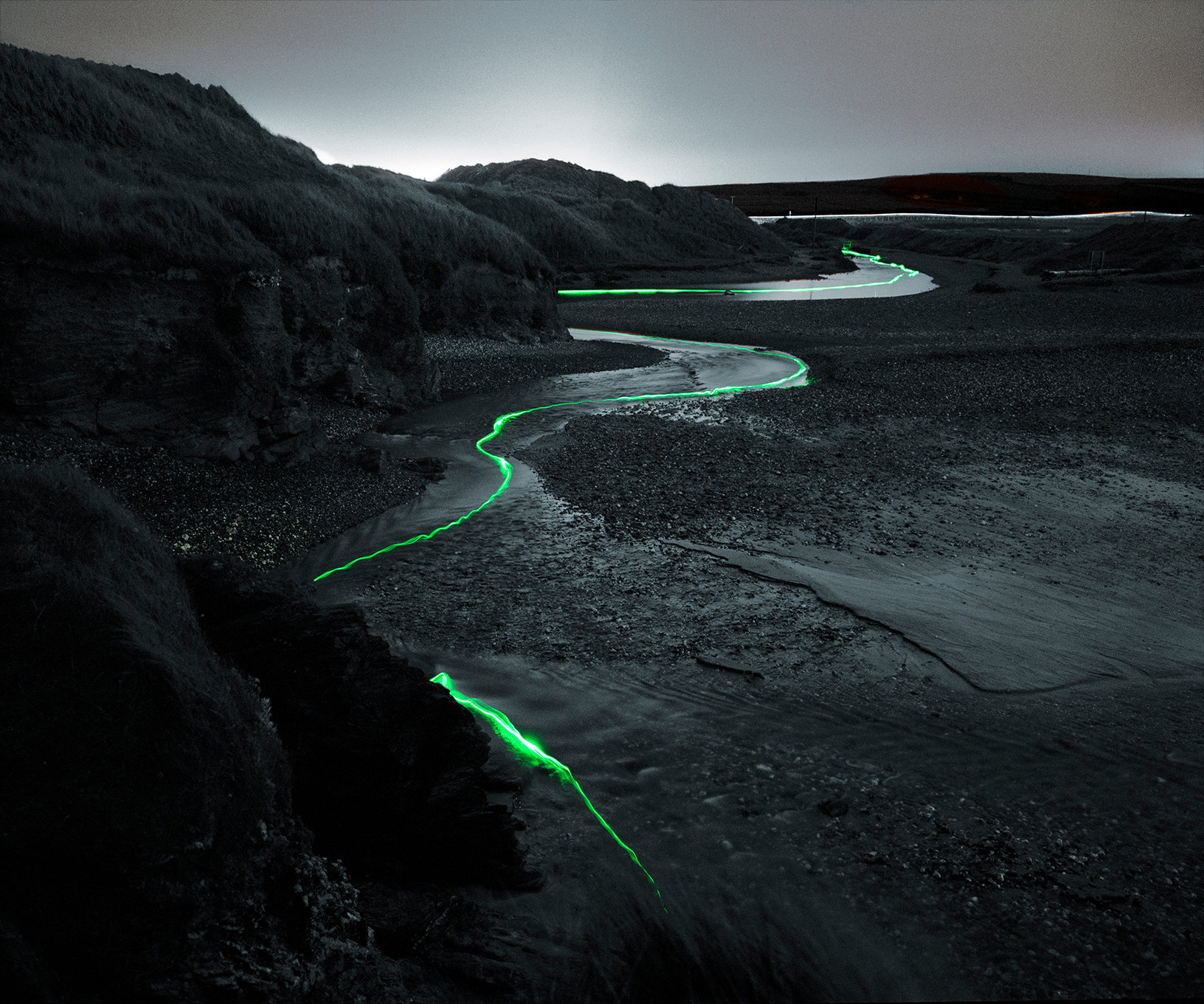 Light Waves and Dark Currents
