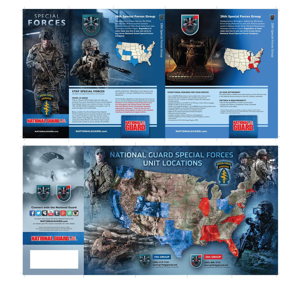 National Guard - Brochures