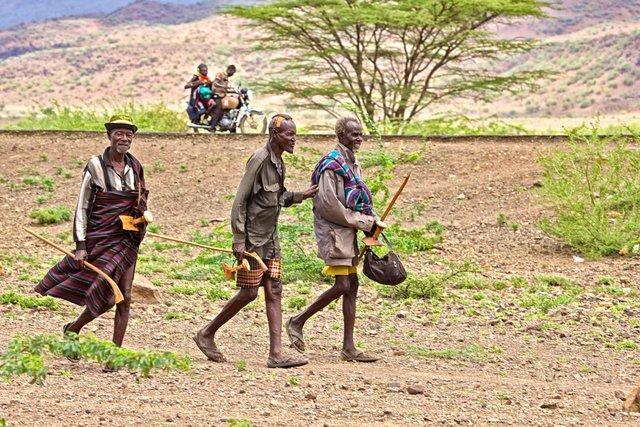 Three wise men - Kakuma ,Kenya