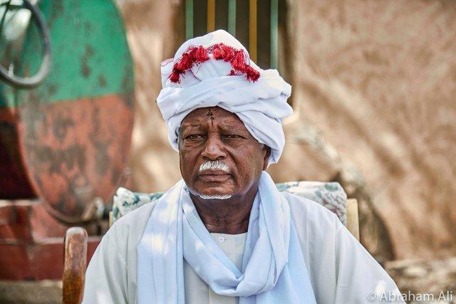 Tribal Chief - Gedaref state Sudan