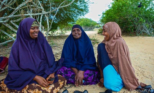 Women in peace building - Hulugho Kenya