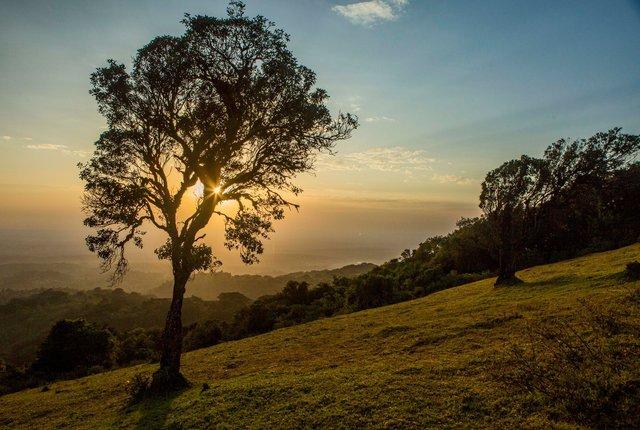 Sunrise, Ngong Hills Kenya