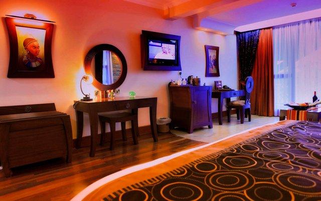 Enaishipai Hotel - Naivasha Kenya