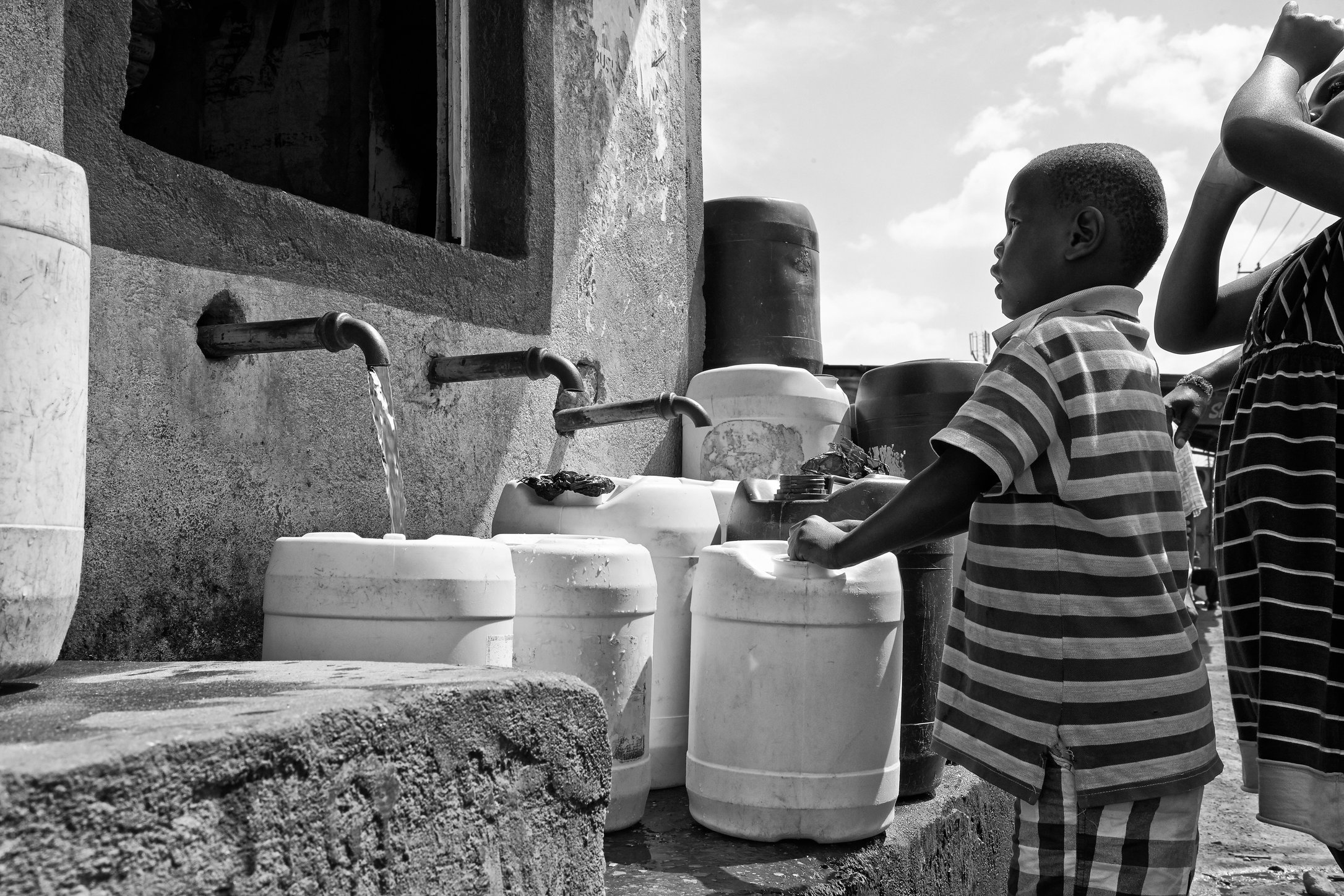Clean drinking water a right but not always easy to comeby