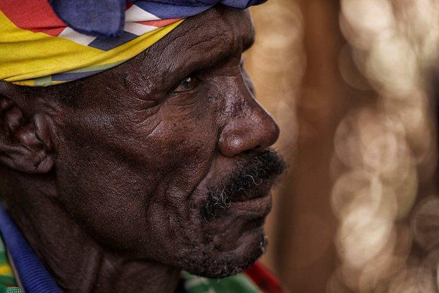 Turkana Elder - Kenya