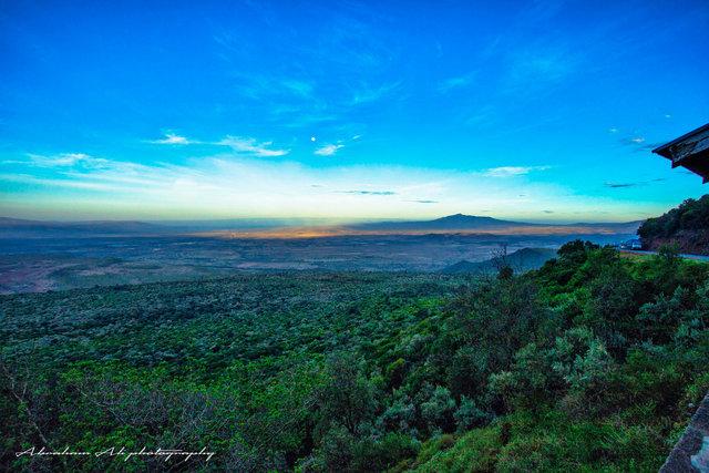 Viewpoint, Mai Mahiu, Kenya