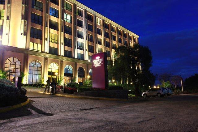 The Crowne Plaza - Nairobi