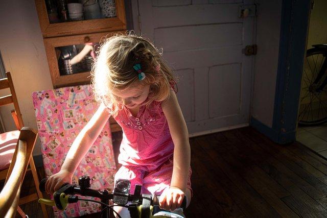 Léa, 3 ans