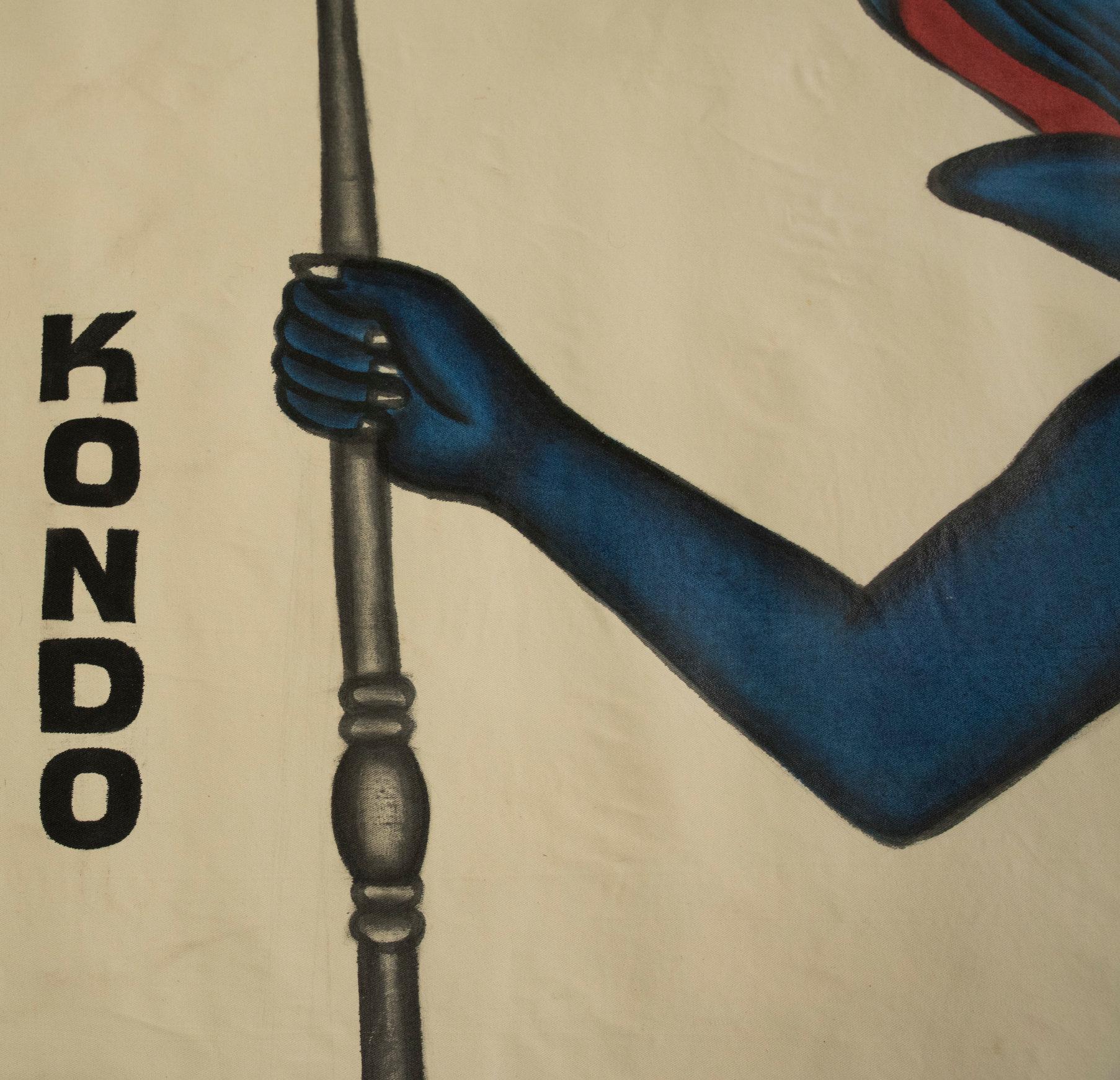Kondo detail