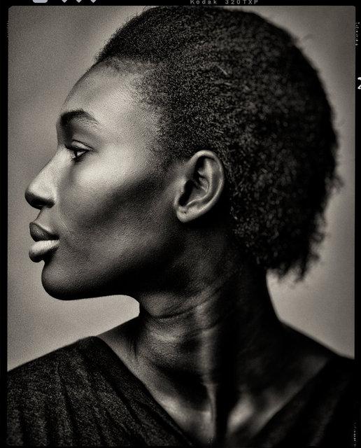 Fatou. Finalist LensCulture Portrait Awards 2017
