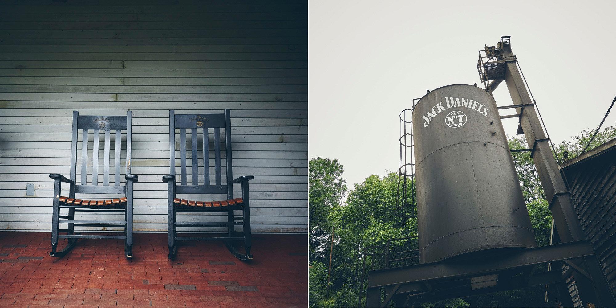 Jack Daniels (Tennessee) - USA