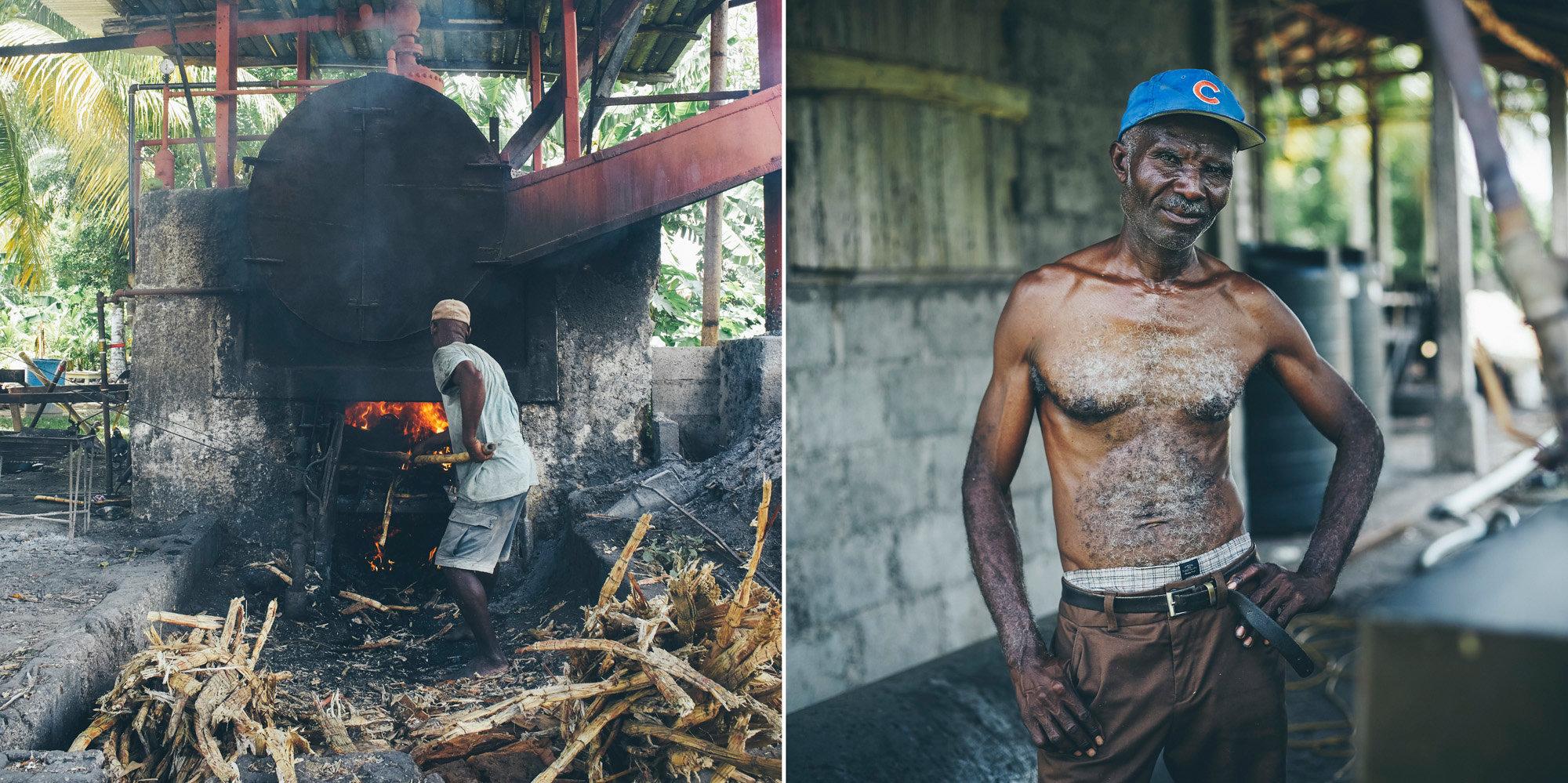 Vaval Clairin - Haiti