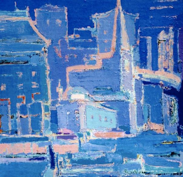 'City landscape'