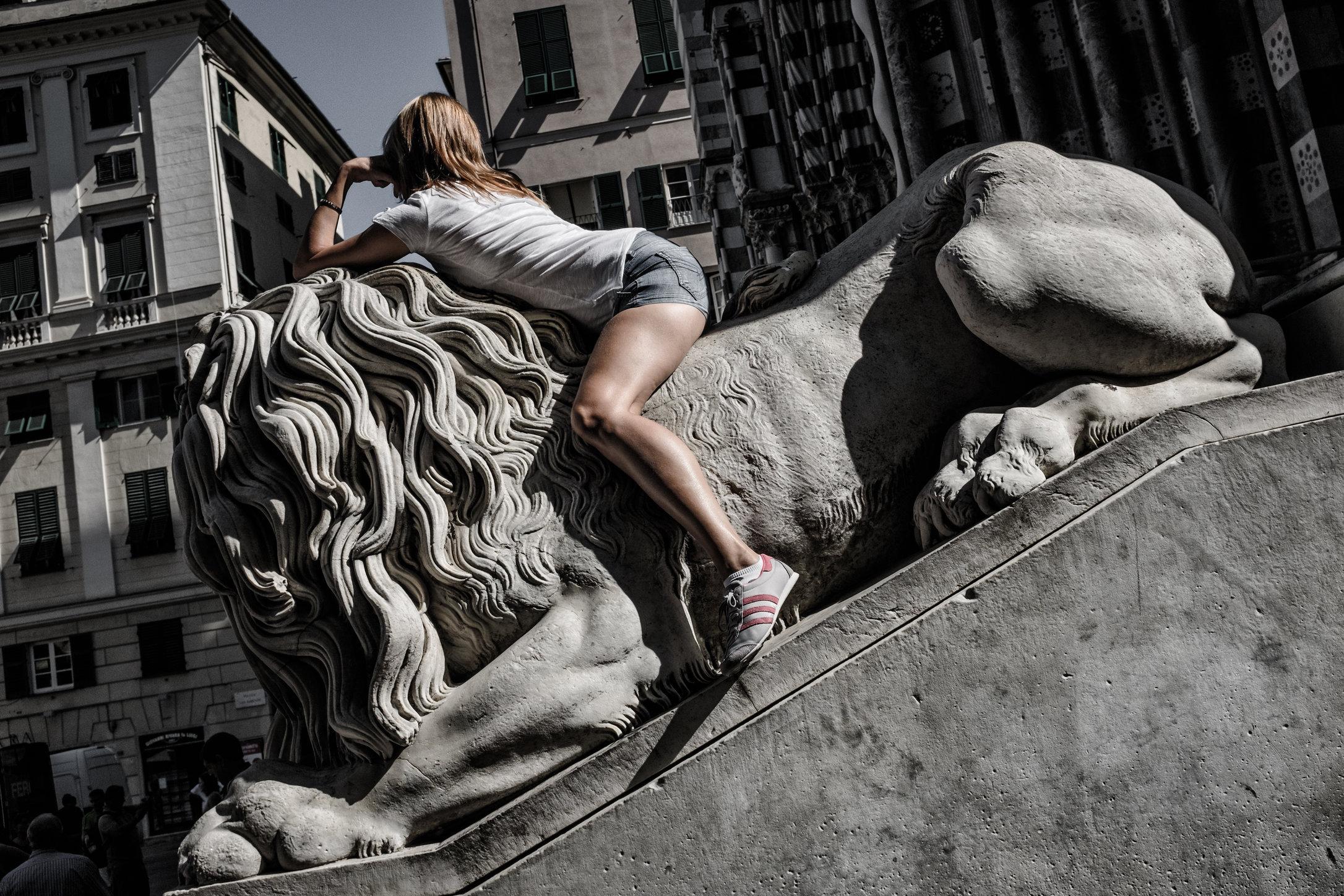 Italie, Ligurie, Gênes