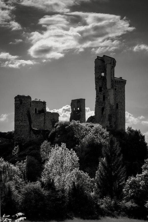 France, Auvergne, Allier (03), Hérisson