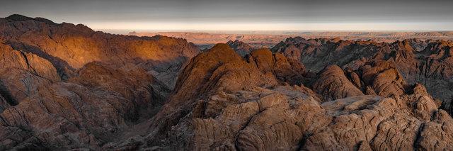 Égypte, Sinaï