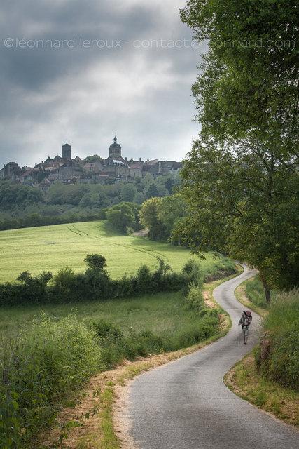 France, Bourgogne-Franche-Comté, Yonne (89), Vézelay