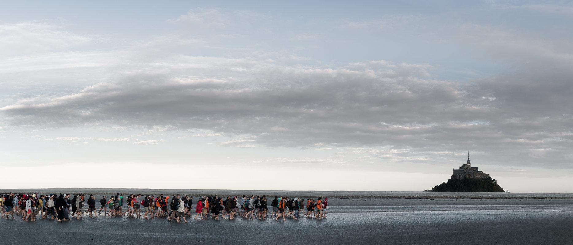 France, Normandie, Manche (50), Mont Saint-Michel