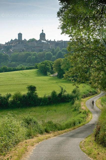 Vézelay, Yonne, Bourgogne, France