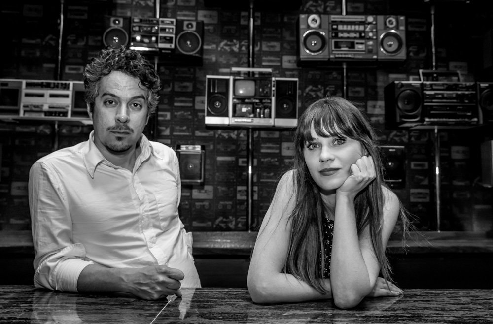 M. Ward & Zooey Deschanel of She and Him